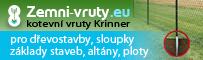 Prodej zemních vurtu Krinner