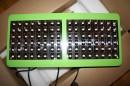 LED osvetleni pro pestovani rostlin indoor. LED GROW panely, svetla, lampy